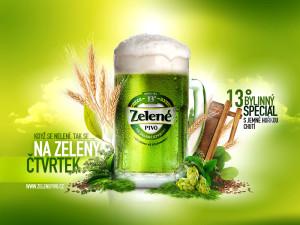 zelene-pivo